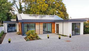 Maisons de style de style Moderne par build different