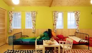 S's HOUSE: dwarfが手掛けた子供部屋です。,