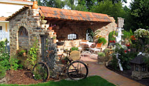 Projekty,  Ogród zaprojektowane przez Antik-Stein