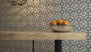 Dining room by CERAMICHE MUSA