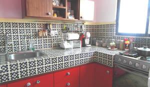 باورچی خانہ by Teorema Arquitectura