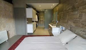industrial Bedroom by keragres