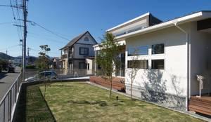 桃ノ木の家: ai建築アトリエが手掛けた家です。