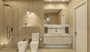 حمام تنفيذ MRS - Interior Design & Real Estate Image Consulting