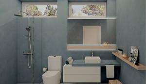 moderne Badezimmer von MRS - Interior Design