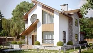 Casas de estilo mediterraneo por Yurii Hrytsenko