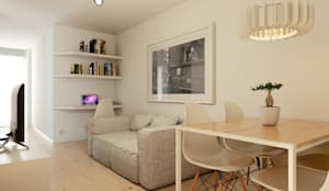 Ruang Keluarga by José Tiago Rosa