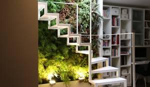 moderner Garten von LC Vertical Gardens