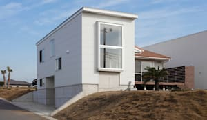 細江英俊建築設計事務所의  주택