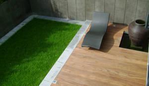 Elegant und einfach:  Garten von BERND WALDVOGEL LANDSCHAFTSARCHITEKTUR