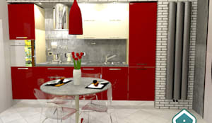 Cocinas de estilo  por 3d Casa Design