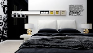 modern Bedroom by Abb Design Studio