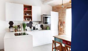 mediterrane Keuken door Ossigeno Architettura