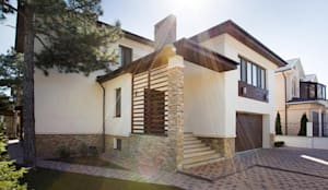 minimalistic Houses by kvartalstudio