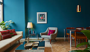 Coroto - Vintage Furniture & Tropical Living: tropische Wohnzimmer von Coroto - Deubel D'Aubeterre GbR