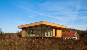 Huizen door Peter Ruge Architekten