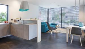 Cucina in stile in stile Moderno di Lopez-Fotodesign