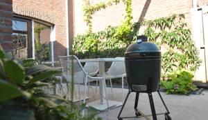 Funtionele Familietuin: moderne Tuin door House of Green