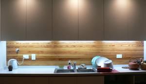 Casa Jufré | Ampliación + Remodelación.: Cocinas de estilo  por Paula Mariasch - Juana Grichener - Iris Grosserohde Arquitectura,