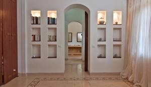 غرفة نوم تنفيذ Rita Mody Joshi & Associates