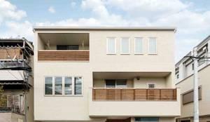 光と風の通る家: 福島工務店株式会社が手掛けた家です。