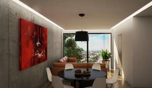 modern Dining room by Studio Gabriel Askenazi