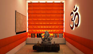 Residence : Ranjit Avenue:  Walls by TULI ARCHITECTS AND ENGINEERS