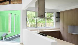باورچی خانہ by santiago dussan architecture & Interior design
