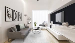 Ruang Keluarga by ZR-architects