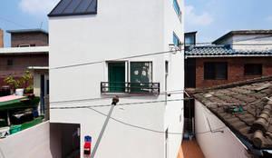 房子 by 토맥건축사사무소