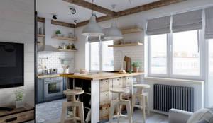 Dapur by Elena Arsentyeva