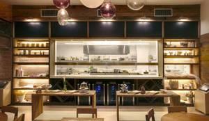 D.R.I.: Espaços gastronômicos  por Maria Claudia Faro