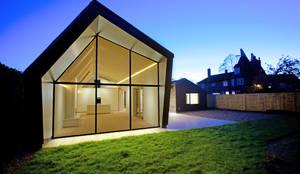 Nash Baker Architects Ltd의  주택