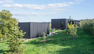 展覽中心 by Spray architecture