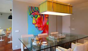 غرفة السفرة تنفيذ Susana Camelo