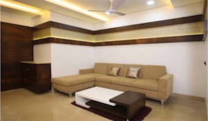 رہنے کا کمرہ  by suneil