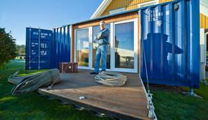 minimalistic Houses by Stefan Brandt - solare Luftheizsysteme und Warmuftkollektoren