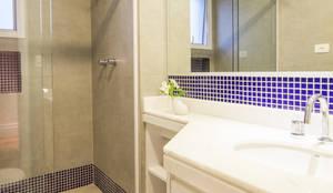 Banheiro: Banheiros modernos por Enzo Sobocinski Arquitetura & Interiores