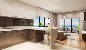 CCT INVESTMENTS – Interior Designs : modern tarz Mutfak