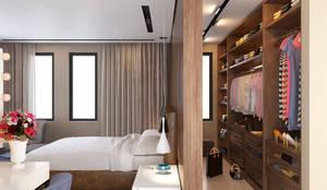 moderne Slaapkamer door fatih beserek
