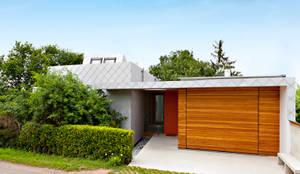 Ventanas de estilo  por DANKE Architekten