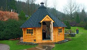 gartenpavillon von gartenhaus2000 gmbh homify. Black Bedroom Furniture Sets. Home Design Ideas
