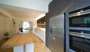 ZABOROWSKI ** Kreativer Innenausbau: Küche Modern und Altholztheke ... | {Küche modern 10}