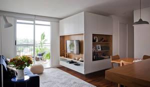 Comedores de estilo escandinavo por INÁ Arquitetura