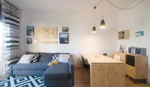 modern Dining room by demarcasueca