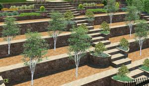 konseptDE Peyzaj Fidancılık Tic. Ltd. Şti. – Meyve bahçesi:  tarz Bahçe