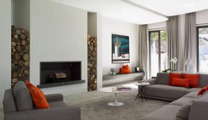 Zagaleta G31: Salones de estilo  de Lis Melgarejo Arquitectura