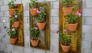 rustic Garden by MC3 Arquitetura . Paisagismo . Interiores