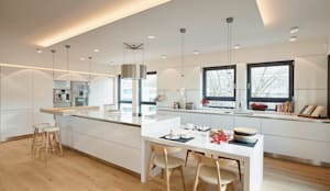 modern Kitchen by HONEYandSPICE innenarchitektur + design