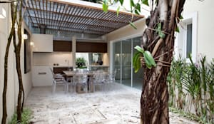 Decora o design de interiores ideias para cozinhas e casas de banho homify - Lay outs terras fotos ...
